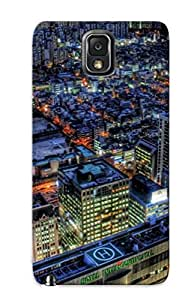 6a0a4ea4603 Premium Seoul At Night Back Cover Snap On Case For Galaxy Note 3