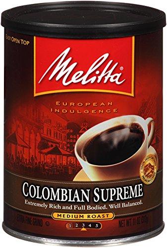 melitta coffee 100 columbian - 1