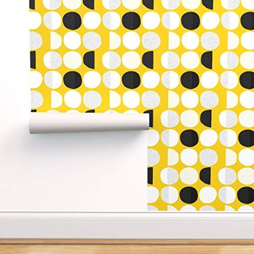 Mod Dot Wallpaper - 6