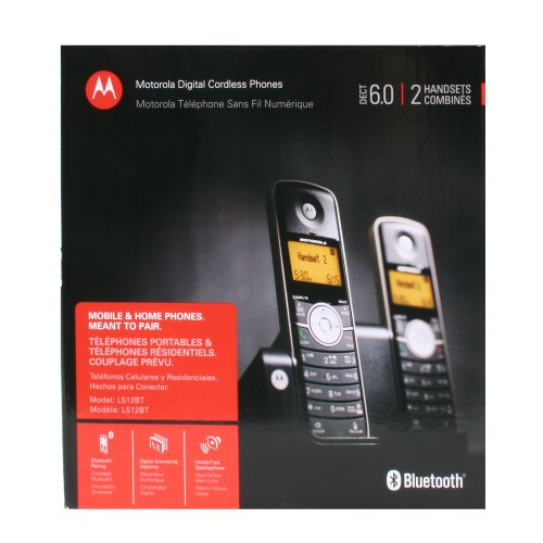 Motorola DECT 6.0 Cordless