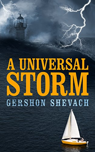 A Universal Storm by Gershon Shevach ebook deal