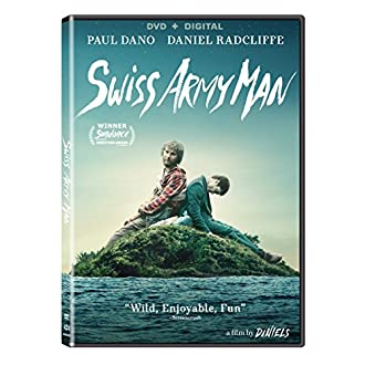 Swiss Army Man [DVD + Digital] (2016)