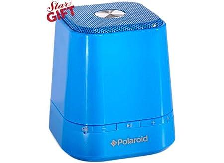 Review Polaroid Portable Bluetooth Small