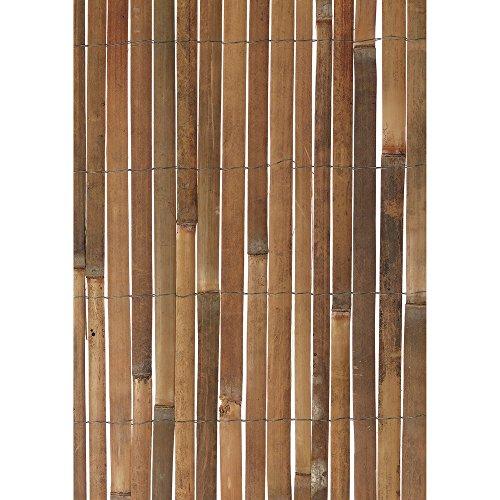 MyEasyShopping Split Bamboo Fencing Ft Trellis Bamboo Expandable Fence