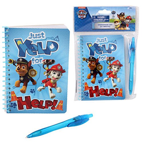 Paw Patrol Journal Pen 2pk product image
