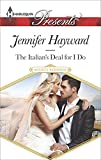 The Italian's Deal for I Do (Society Weddings Book 1)