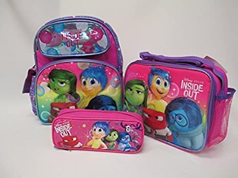 Amazon.com: Inside Out Disney Pixar Preschool Medium 12