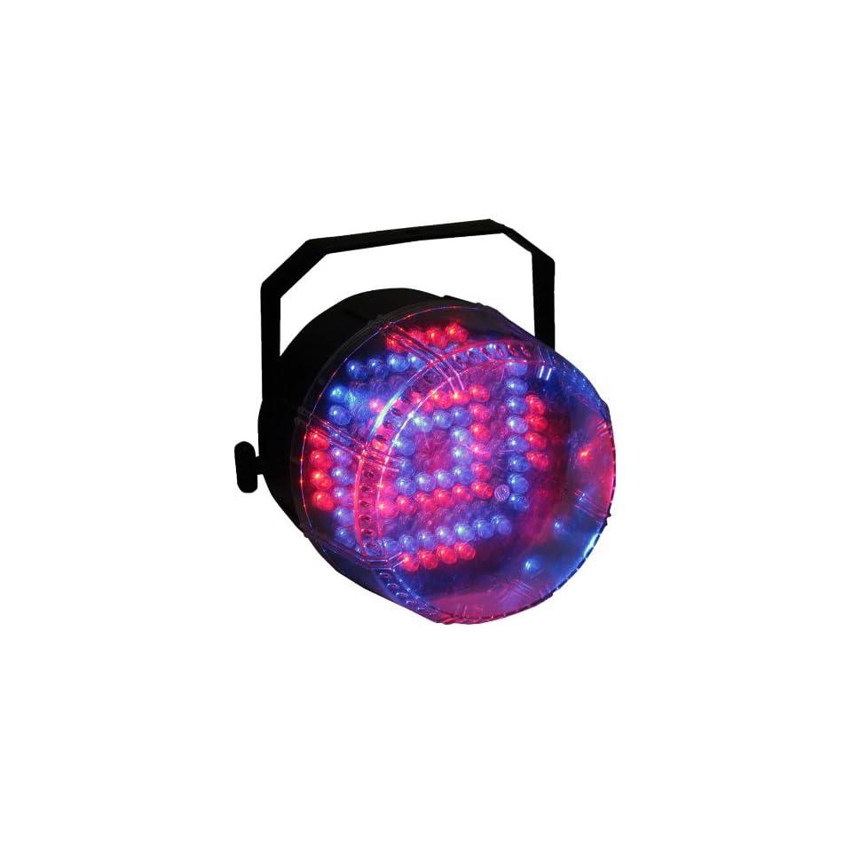 Mansion Super Shot Color LED Strobe 112 High Power RGB LEDs sound activated or manual speed control light effect dj club lighting X 703 LED