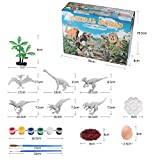 BESTING 3D Painting Toys Dinosaurs Figurines for