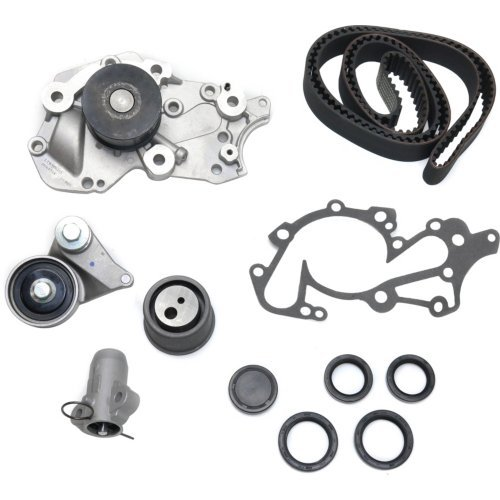 (Timing Belt Kit compatible with Optima 06-10 / Rondo 07-10 W/and Hydraulic Actuator 6 Cyl 2.7L)
