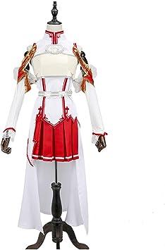 Lilongjiao Disfraces Ropa Conjunto Cosplay Traje Sword Art Online ...