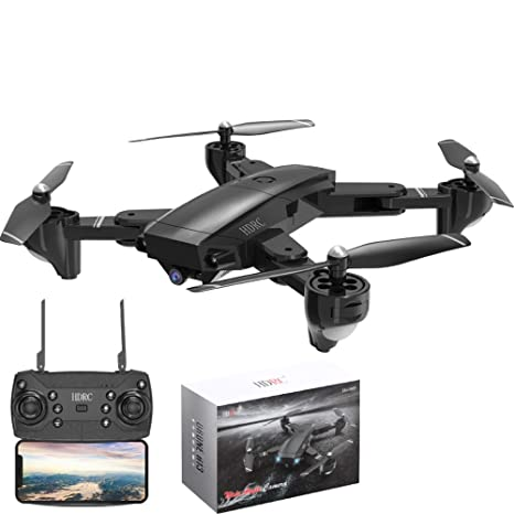 SYXBB-Lampe Dron GPS Plegable con 1080P 120 ° FPV Cámara WiFi HD ...