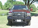 Ranch Hand FBF051BLR Legend Front Bumper for Ford HD