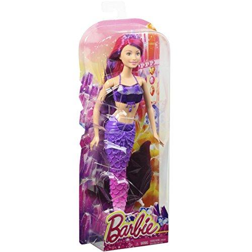 Barbie Mermaid Doll, Gem Fashion