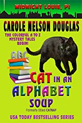 Cat in an Alphabet Soup (Midnight Louie Mysteries Book 1)