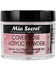 Mia Secret tapa de acrílico polvo, 60 ml, rosa