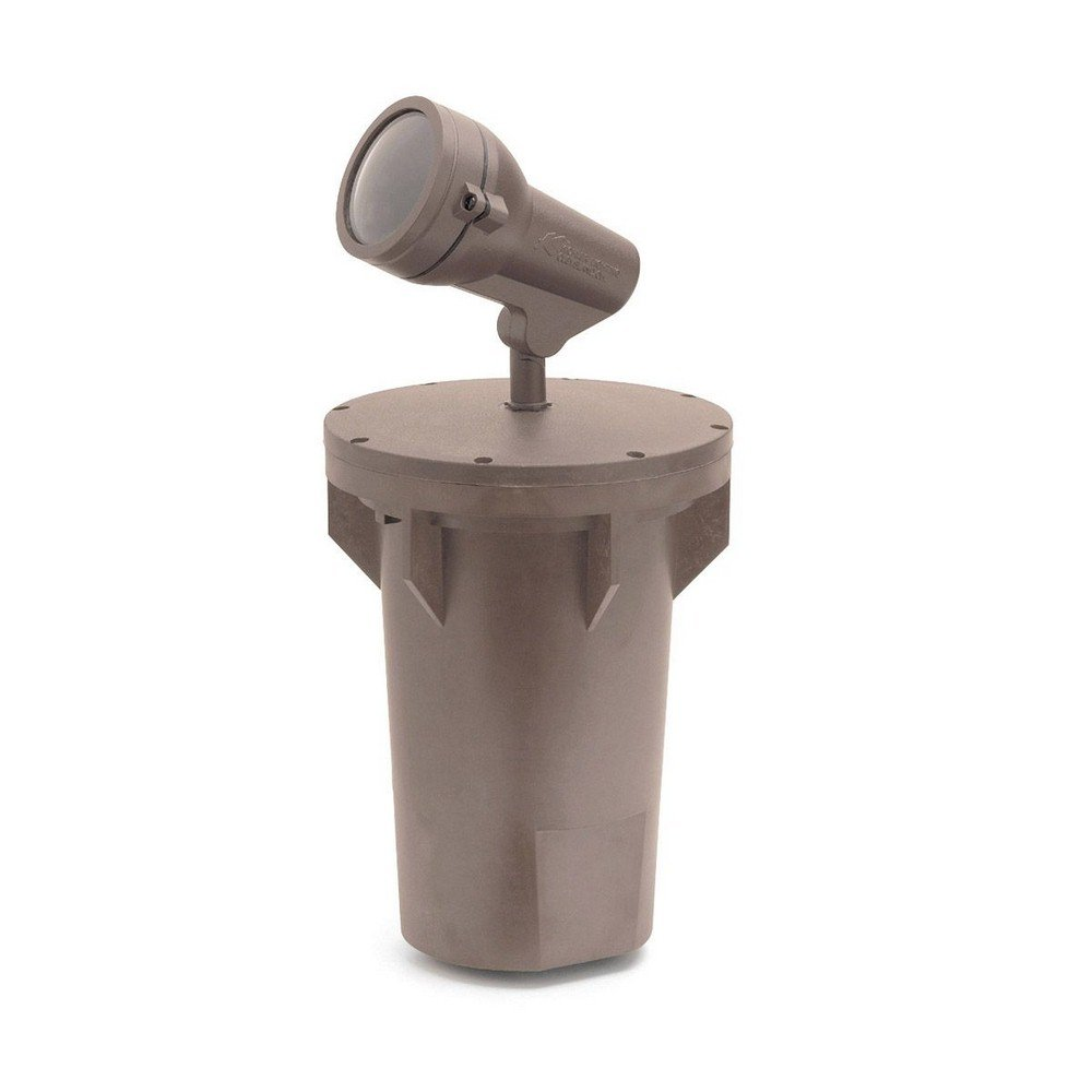 Kichler 15IGMHS70AZ, Ballast 70W Single Buried MH, Architectural Bronze by Kichler