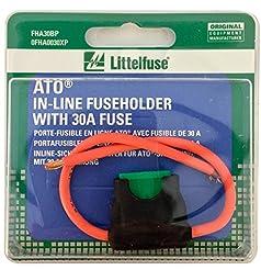 Littelfuse 0FHA0030XP ACS ATO HD Carded ...