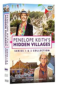 Penelope Keiths Hidden Villages Series 1 & 2 Collection - As Seen on Channel 4