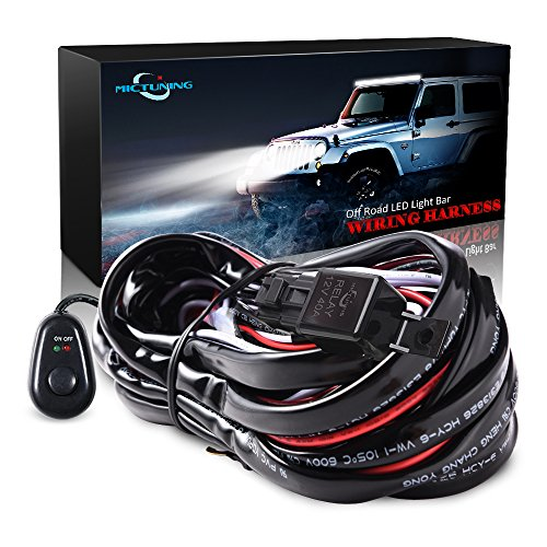 vw engine wiring harness kits best mictuning 12ft wiring harness kit for off road led ... off road wiring harness kits