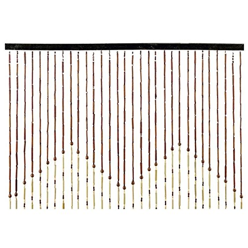 Türvorhang Bambus