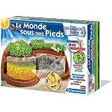 Clementoni - Juguete educativo de hábitats (62384.6) [Importado de Francia]