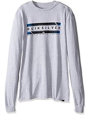 Men's in Da Box Long Sleeve T-Shirt