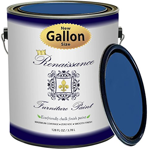 Renaissance Chalk Finish Paint - 1 Gallon - Furniture Pai...
