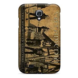 Great Cell-phone Hard Cover For Samsung Galaxy S4 With Support Your Personal Customized High-definition Catamenia Band Pictures LauraAdamicska