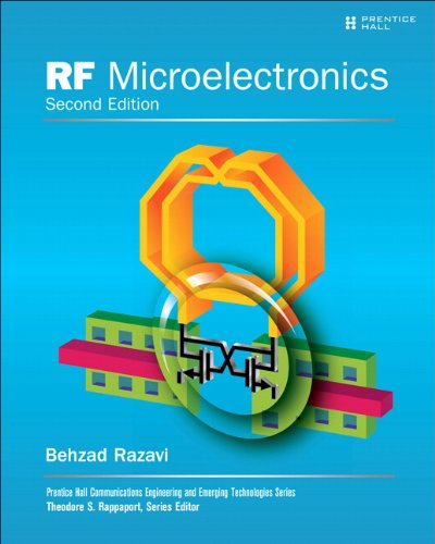 RF Microelectronics: United States Edition (Prentice Hall Communications Engineering and Emerging Technologies)