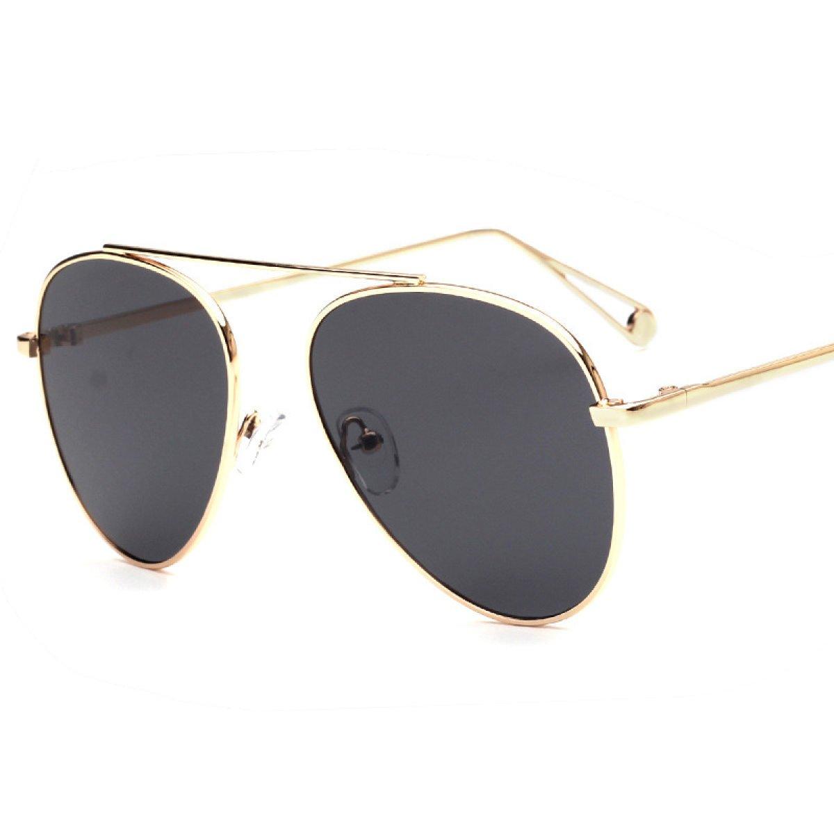 Herren Sonnenbrille Outdoor Sport Frosch Spiegel Metall Weiblich ...