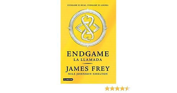 Amazon.com: Endgame. La llamada: Endgame 1 (Spanish Edition) eBook: James Frey, Nils Johnson-Shelton, Isabel Murillo: Kindle Store