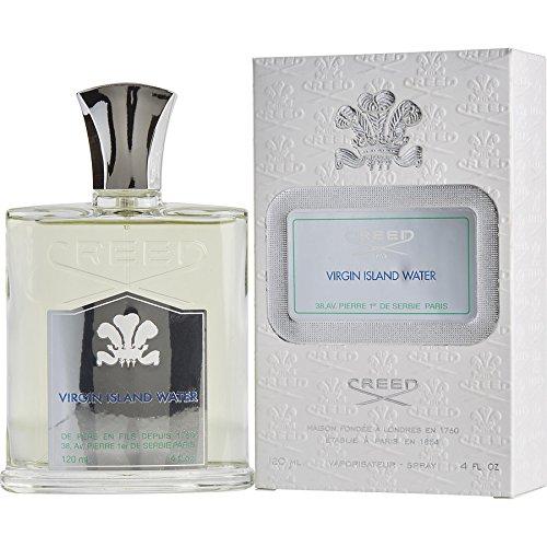 Creed Virgin Island Water by Creed Eau De Parfum Spray for Unisex, 4 Ounce