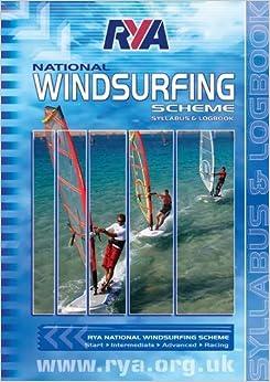 Book RYA National Windsurfing Scheme: Syllabus and Logbook