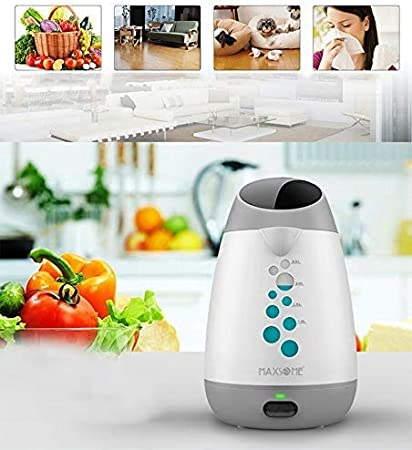 GUZAILI El ácido hipocloroso desinfectante Que Hace la máquina, Simple Self-Made Desinfectante Artículos domésticos a la desinfección de la máquina Maker para Home: Amazon.es: Hogar