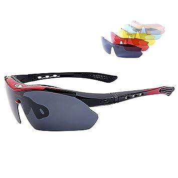 WangWtry Gafas de Pesca Polarizadas Gafas de Sol Deportivas ...