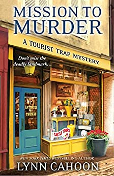 Mission Murder Tourist Trap Mystery ebook product image