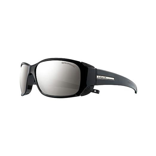 Amazon.com  Julbo Monterosa Spectron 4 Sunglasses - Women s Black ... 2d3e9a25a78e