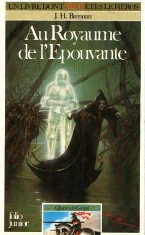Au royaume de l'épouvante Poche – 5 décembre 2002 J. H. (James Herbert) Brennan Gallimard Jeunesse 2070333493 Folio junior