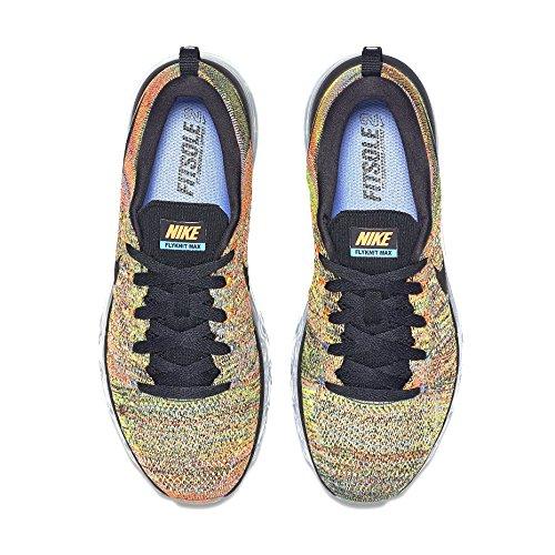 Nike Femmes Flyknit Max Chaussure De Course Noir