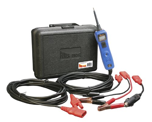 Power Probe 319FTC-BLU Blue Power Probe III Circuit Tester (Blue Power)