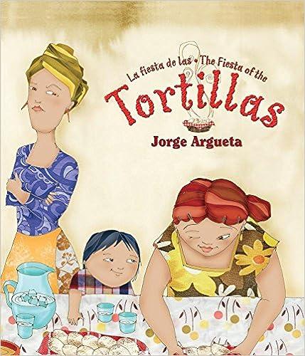 La Fiesta De Las Tortillas (bilingual Edition) por Maria J. Alvarez epub
