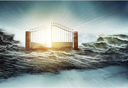 Yeele 3x2m Religion Fotografie Hintergrund Himmelstor Kamera