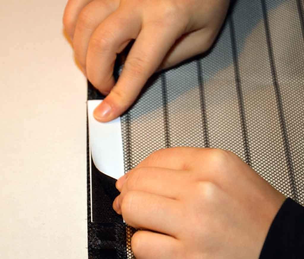 1, Magnetvorhang Magnetvorhang 100x210 cm Fliegengittert/ür Ohne Bohren Moskitonetz Fliegenvorhang Insektenschutz