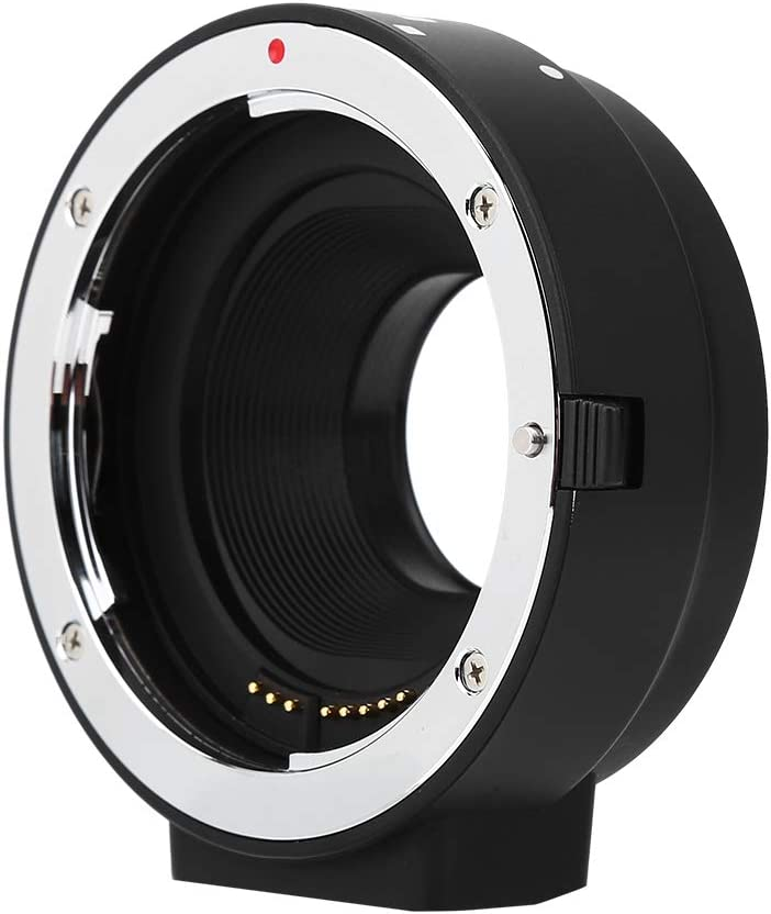 Meike MK-C-AF4 Auto Focus Adapter Ring for Canon EOS-M Mount Cameras to EF EF-S Lens