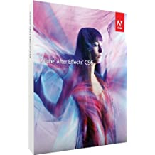 Adobe Retail After Effects CS6  Win - 1 User