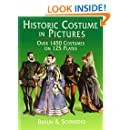 Historic Costume in Pictures (Dover Fashion and Costumes)
