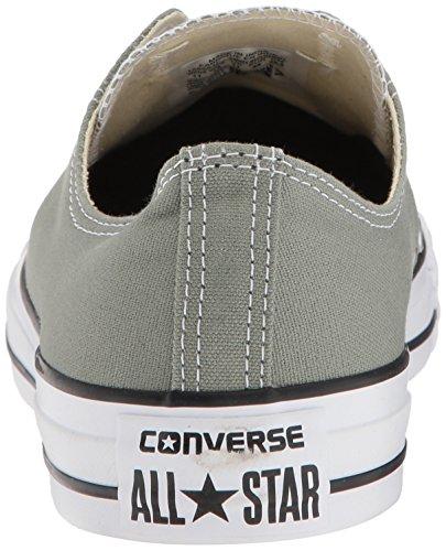 Converse Chuck Taylor All Star 2018 Saison Leinen Low Top Sneaker Dunkler Stuck