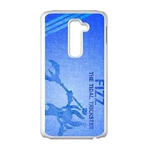 LG G2 Phone Cases League of Legends Fizz Durable Design Phone Case HYT399788