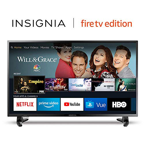 Insignia NS-39DF510NA19 39-inch 1080p Full HD Smart LED TV- Fire TV Edition (Insignia Tv 39)